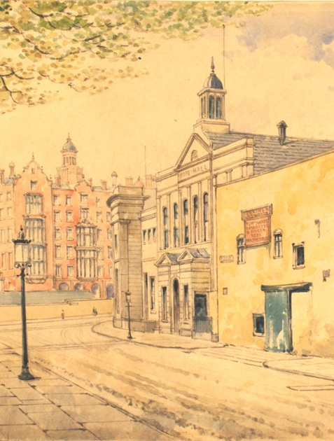 Sir Goldsworthy Gurney, the Reverend Robert Aitken, and the Rise of the Everyman Theatre, Liverpool